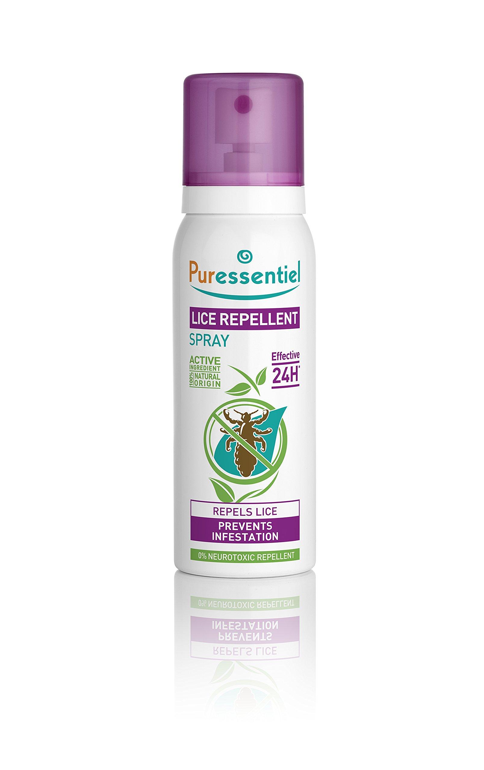 Puressentiel Repellent Lice Spray 75ml