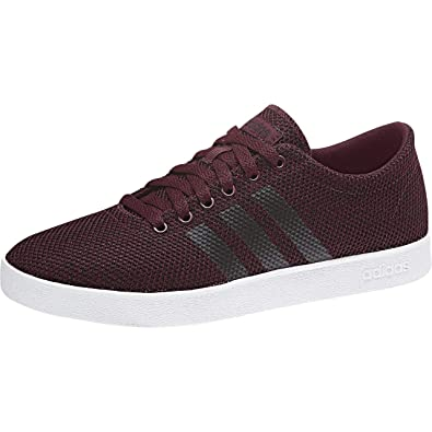 e1a563bae35 Adidas Men s Easy Vulc 2.0 Maroon Cblack Ftwwht Skateboarding Shoes-8 UK  India (42 1 9 EU) (B43654)  Buy Online at Low Prices in India - Amazon.in
