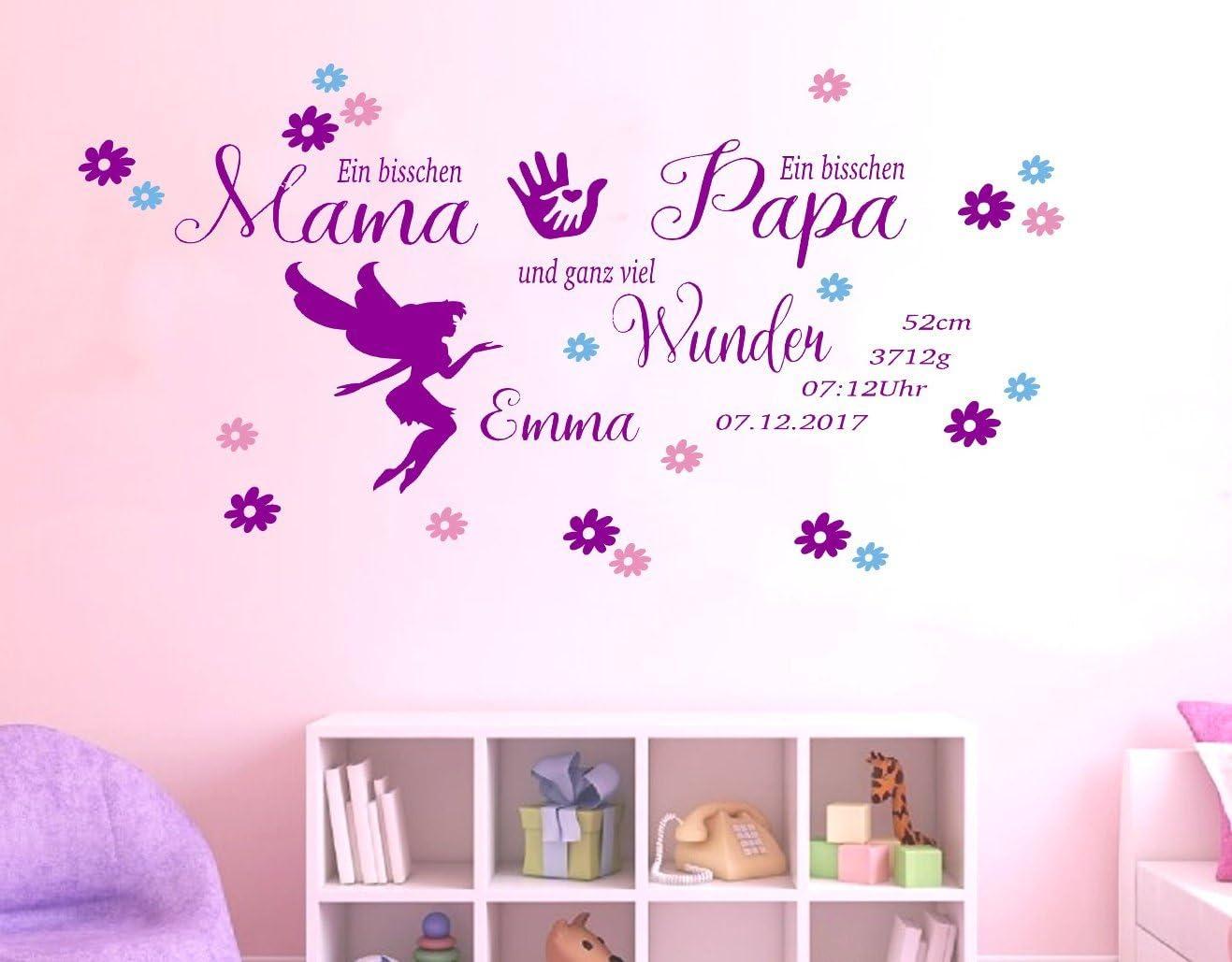 Kindermobel Wohnen Wandtattoo Kinderzimmer Aa139 Ein Bisschen Mama Personalisiertes Wandtattoo Baby Mobel Wohnen Medicina Tccsuporte Com Br