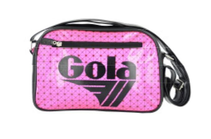 BORSA GOLA ZCUC014 Mini Redford 3D HOLOGRAM GOLD/SILVER: Amazon.it:  Valigeria