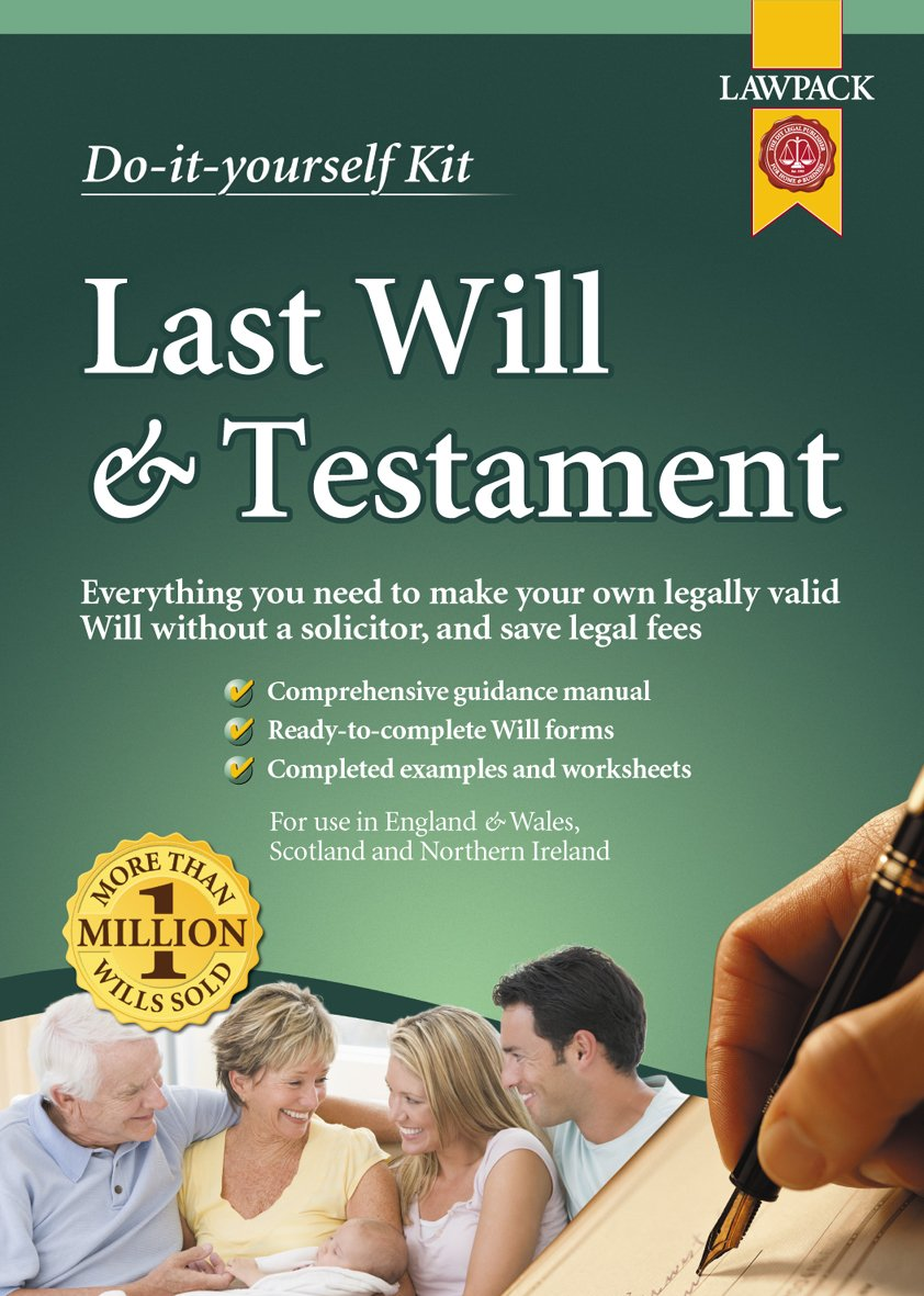 Last will testament kit do it yourself kit amazon last will testament kit do it yourself kit amazon eason rajah qc richard dew neill clerk murray 9781909104082 books solutioingenieria Gallery