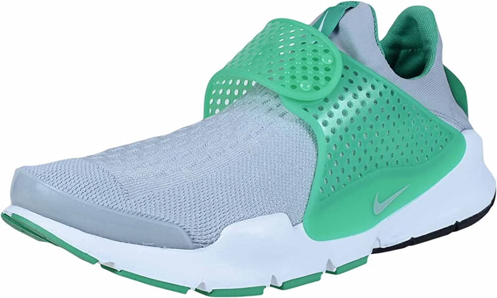 20e03b8bef1eb Sock Dart Mens Running Trainers 819686 Sneakers Shoes (US 6, Wolf Grey 004)