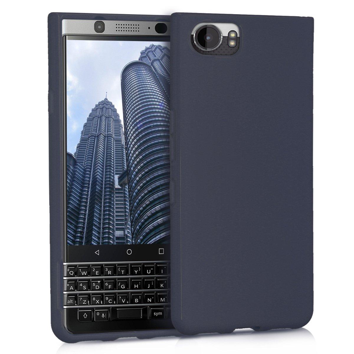 differently b19b7 16130 Amazon.com: kwmobile TPU Silicone Case for BlackBerry KEYone (Key1 ...