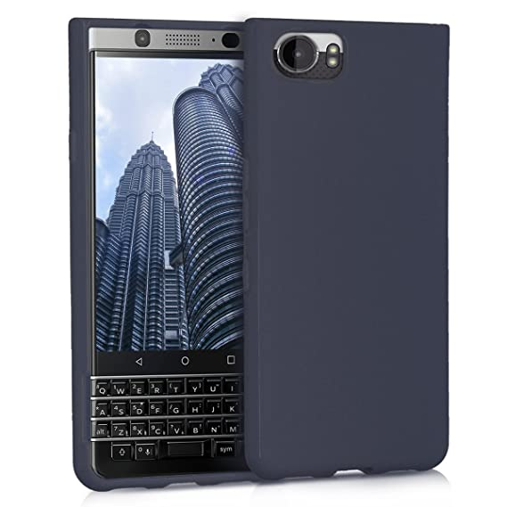 differently 1497b d4518 Amazon.com: kwmobile TPU Silicone Case for BlackBerry KEYone (Key1 ...