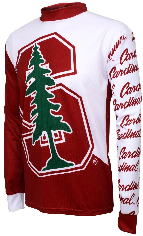 Adrenaline Promotions Stanford University Cardinals Lange Ärmel Mountain Bike Jersey