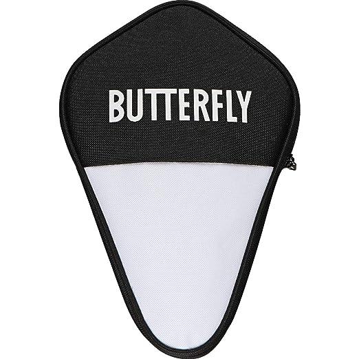 Drive Case I Schlägerhülle Tischtennishülle Tischtennis Butterfly schwarz weiß