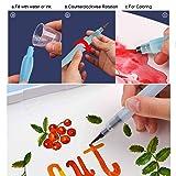 Lasten 20 Pcs Paint Brush Set,Professional Artist