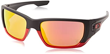e5cd287a4a0978 Oakley Style Switch Montures de lunettes Homme, Noir (Black Ruby Iridium) 60
