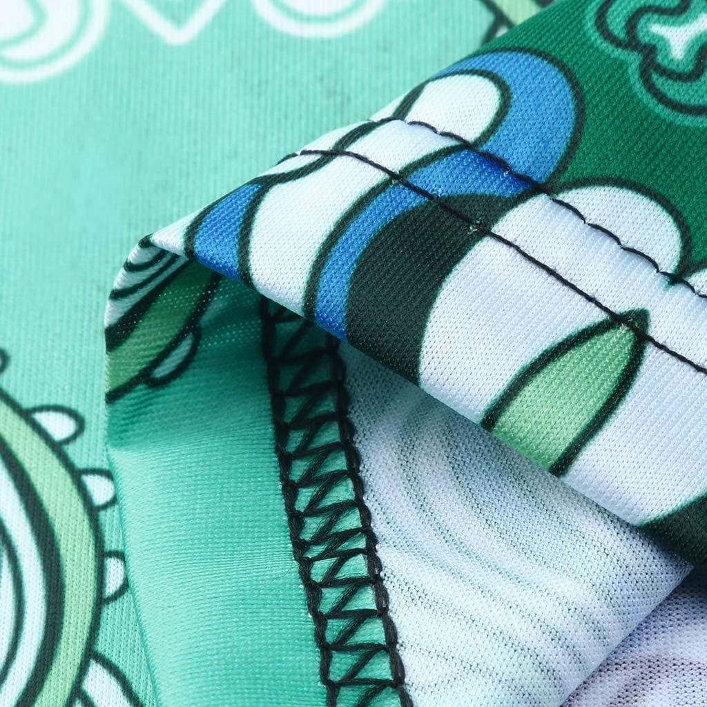 Pink,M Sagton Maternity Pants For Women Plus Size Comfy Stretch Floral Print Palazzo Wide Leg