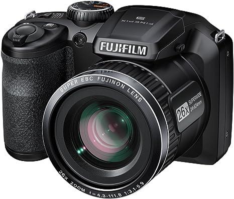 Fujifilm Finepix S4600 - Cámara compacta de 16 MP (Pantalla de 3 ...