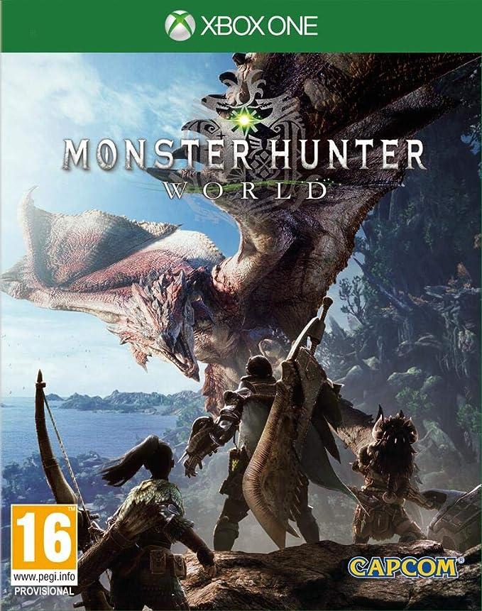 Monster Hunter World - Xbox One [Importación francesa]: Amazon.es: Videojuegos