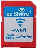 GuDoQi® Wifi SD Speicherkarten Adapter Wifi Micro SD Kartenleser
