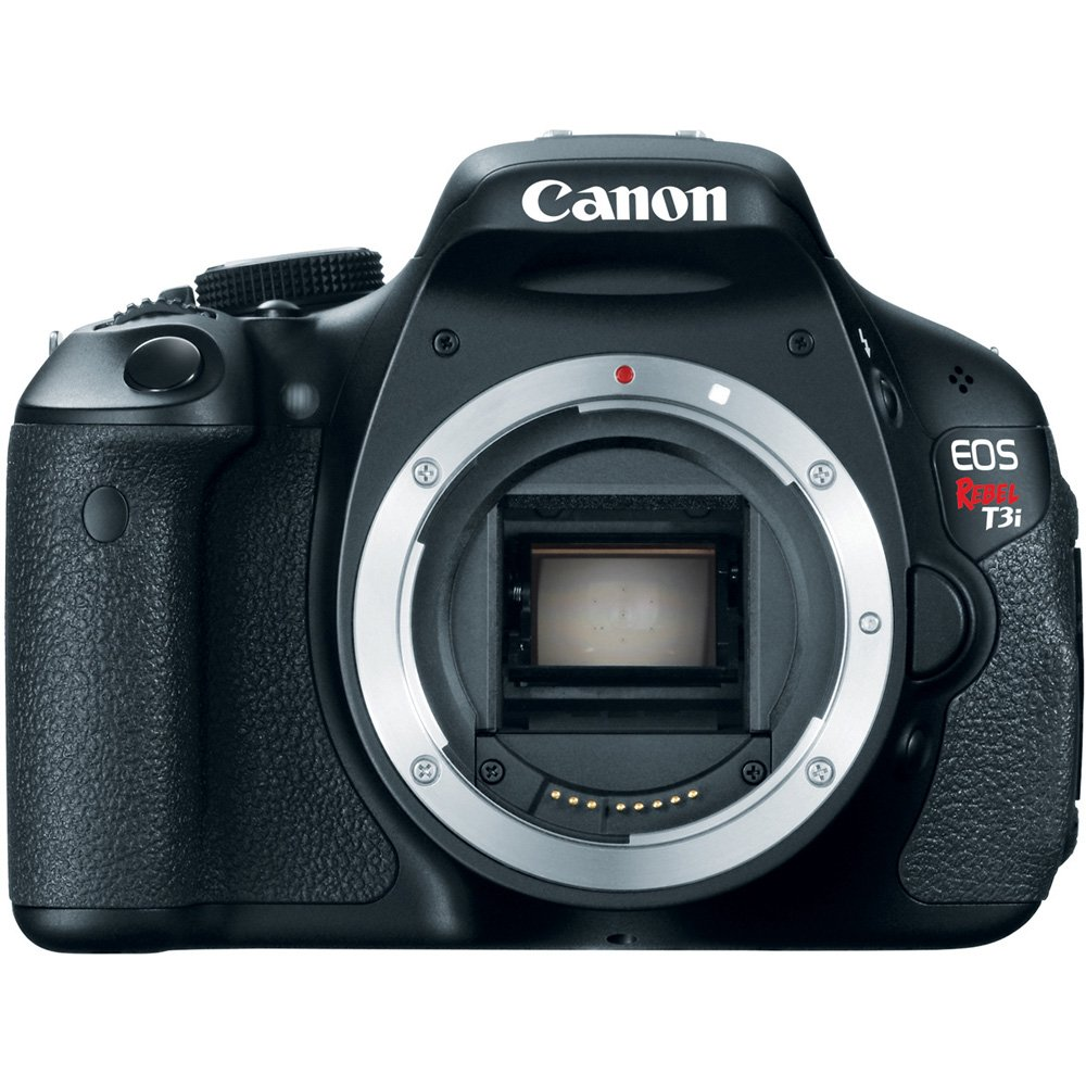 Amazon.com : Canon EOS Rebel T3i Digital SLR Camera Body Only (discontinued  by manufacturer) : Camera & Photo