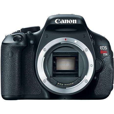 Canon EOS Rebel T3i Cuerpo de la cámara SLR 18MP CMOS 5184 x ...