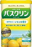 【医薬部外品】バスクリンレモンの香り600g入浴剤(約30回分)