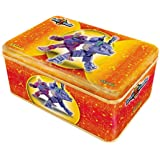 INVIZIMALS 002989tinega Panini Tin with Cards Gold [May Not Be in English]