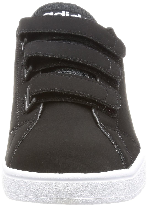 Adidas Adidas Adidas VS Advantage CLEAN CMF Herren Sportschuhe, Schwarz – (Negbas Negbas Ftwbla) 48 9b8027