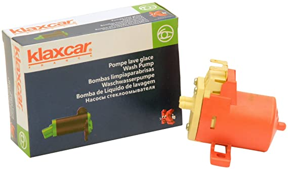 Klaxcar 54504Z - Bomba Lavaparabrisa 12V 1500 mL/min: Amazon.es: Coche y moto