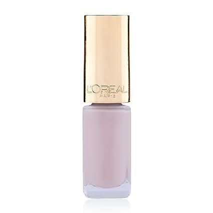 LOréal Paris Le Vernis Laca de Uñas Color 856 Peach Neglise - 1 Unidad
