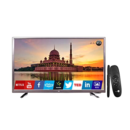 1cf4a830e Daiwa D32C5SCR 80 cm Smart HD Ready LED Television  Amazon.in ...