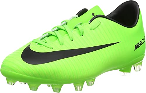 nike lime green football boots