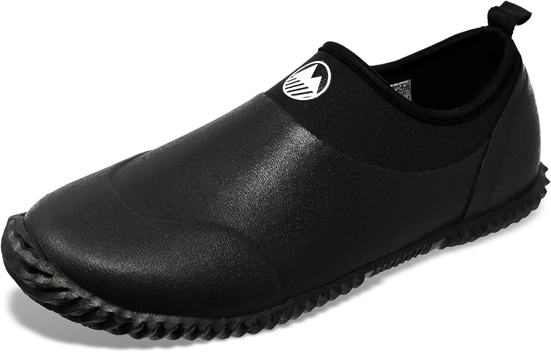 Lakeland Active Women/'s Waterproof Slip On Garden Shoe Clog Memory Foam Insole