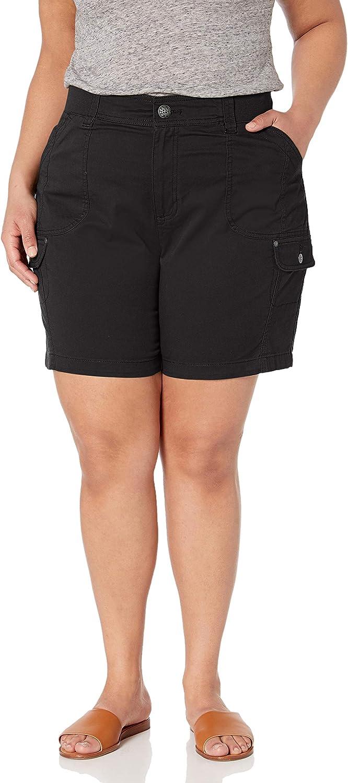 Lee Womens Flex-to-go Cargo Short Cargo Shorts
