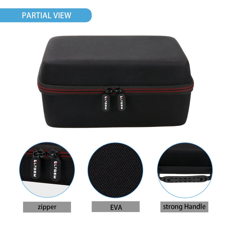 LTGEM EVA Hard Case for Blusmart LED-9400 Video Projector 2018 Upgraded +70% Brightness Portable Mini Projector - Travel Protective Carrying Storage Bag by LTGEM (Image #3)