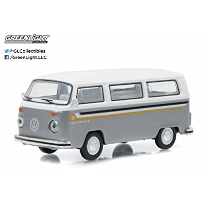 Greenlight 1976 Volkswagen Type 2 Motor World Series 16 German Edition 1:64 Scale 2016 Collectibles Die-Cast Vehicle: Toys & Games