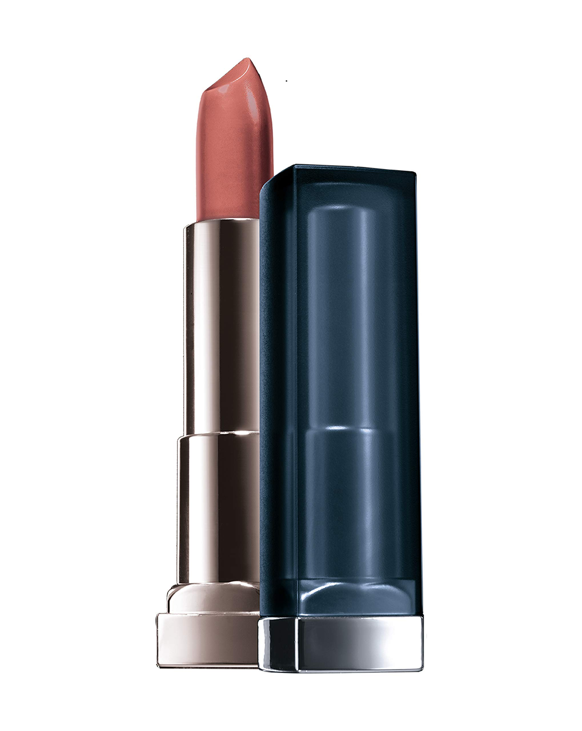 Maybelline Creamy Mattes Lipstick (Nude Embrace) Review