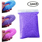 Swallowzy Slime Toy Snow Mud Fluffy Floam Slime Scented Stress Relief No Borax Kids Toy 3 Pcs
