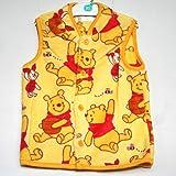 (ディズニー) Disney ディズニー ベスト ディズニーベビー子供服 ボアフリースベスト プーさん サイズ:95