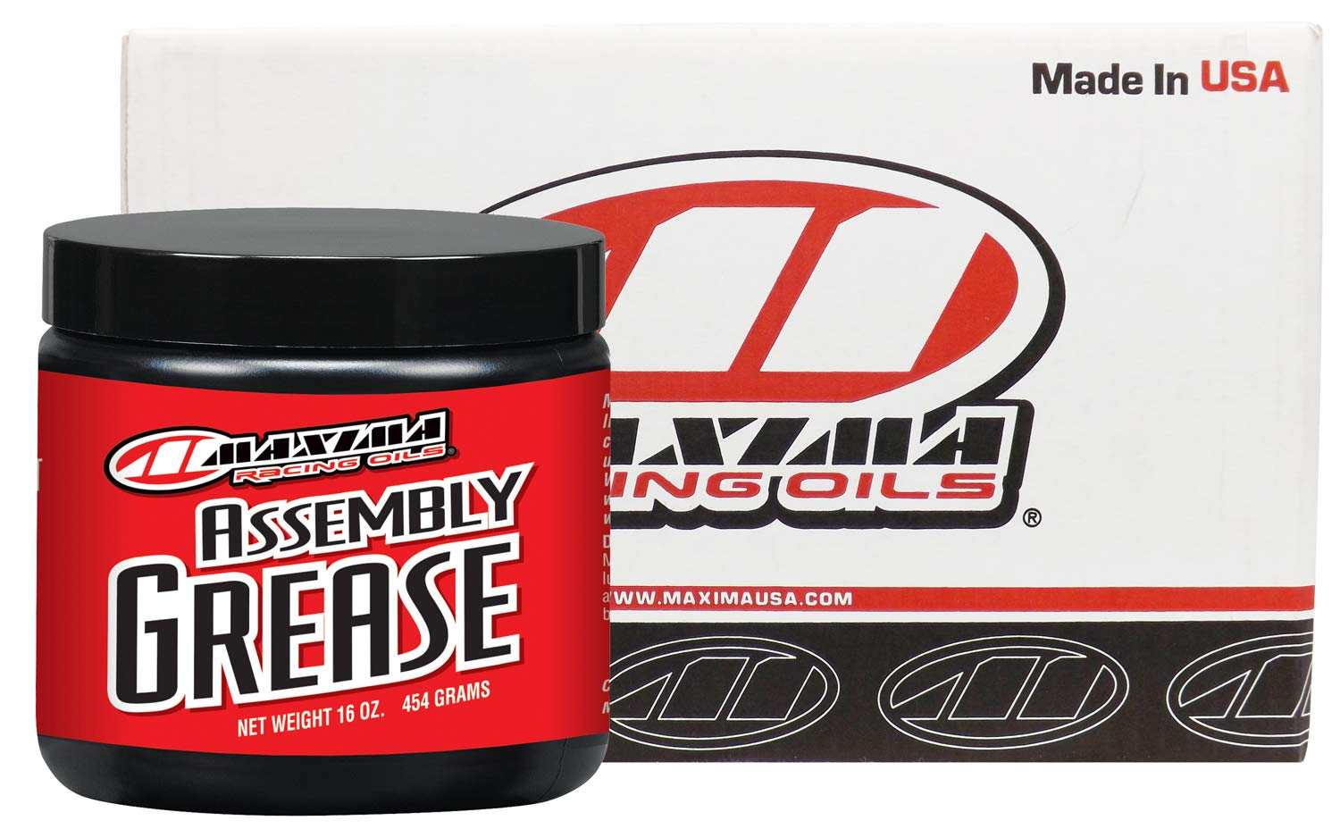 Maxima Racing USA 69-02916-12PK Assembly Grease, 192. Fluid_Ounces, 12 Pack by Maxima Racing USA