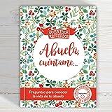 CALLE DEL REGALO Colección de Libros 'Cuéntame' de Queridos Recuerdos ('Abuela cuéntame')