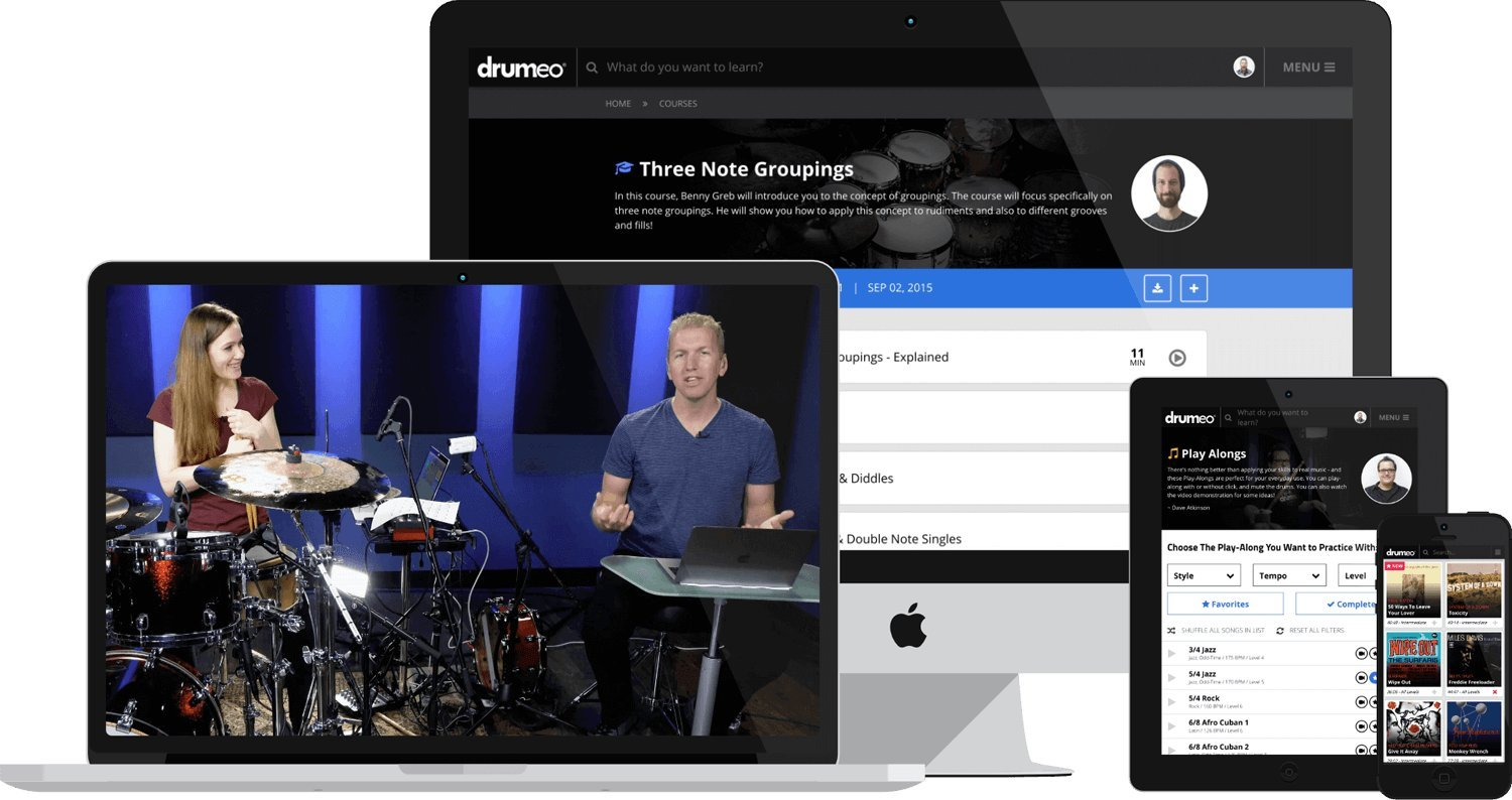Drumeo Edge - One-Month Access Pass