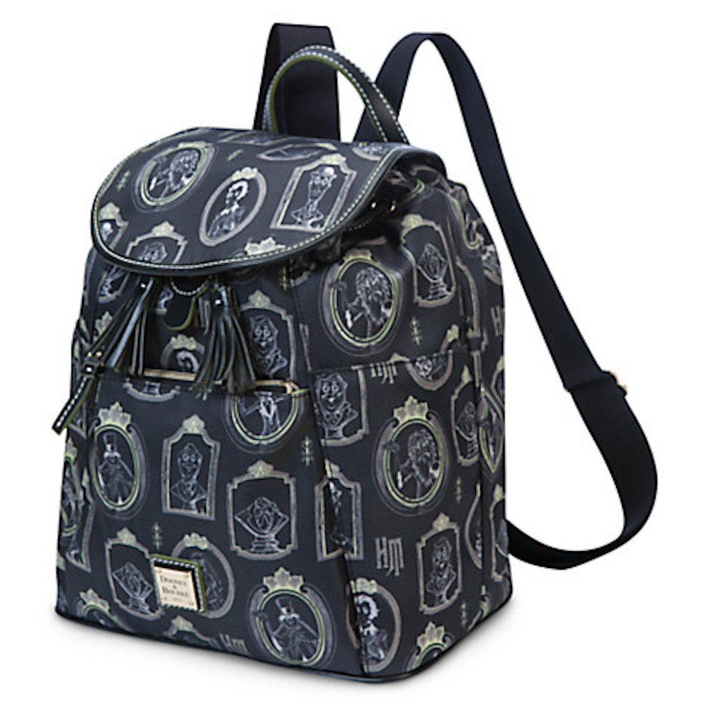 3b580df2fc1 Amazon.com  Disney Dooney   Bourke Portraits Haunted Mansion Backpack New  with Tags  Everything Else