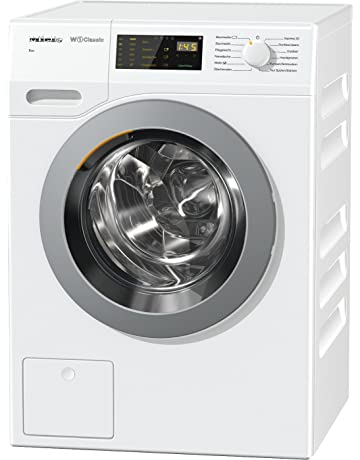 Miele WDB 005 WCS Waschmaschine 7 Kg Weiss Fur Schonendes Waschen Mit Einfacher
