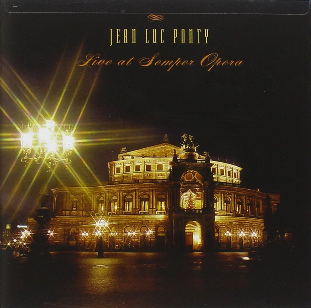 Live at Semper Opera by Koch Records