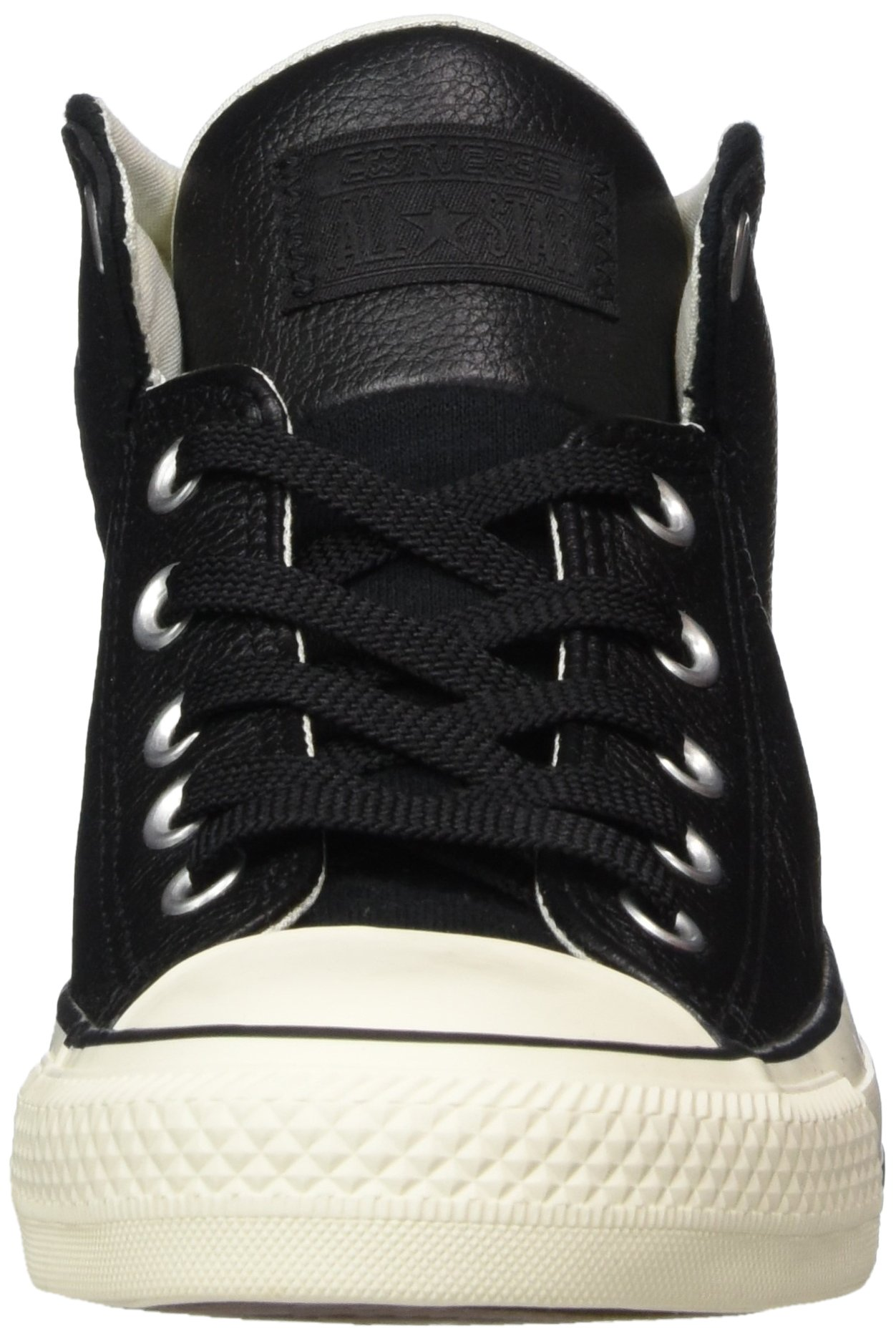 Converse Unisex Chuck Taylor All Star High Street Kurim Mid Sneaker Leather Black 10.5 D(M) US by Converse (Image #4)