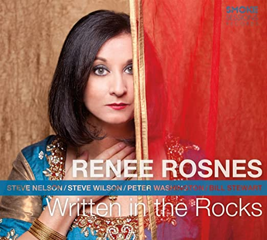 Renee Rosnes - Written In The Rocks cover
