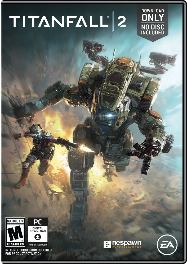 Titanfall 2 Pc Video Games