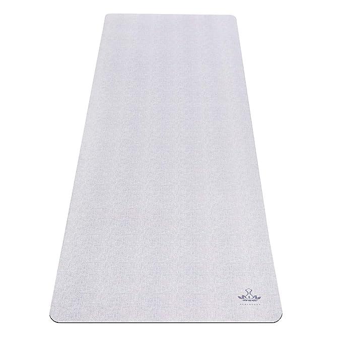 Amazon.com: Heathyoga Synergy esterilla de yoga ...