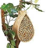Bamboo Mason Bee Hive House
