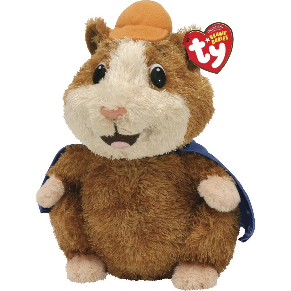 Amazon.com  Ty Beanie Babies Linny Guinea Pig Wonder Pet  Toys   Games 280602c532b