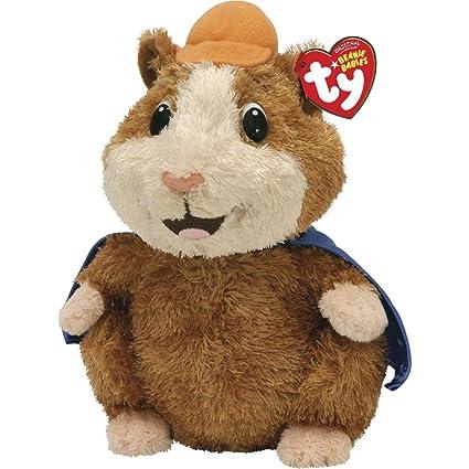 9e26afad5d7 Amazon.com  Ty Beanie Babies Linny Guinea Pig Wonder Pet  Toys   Games