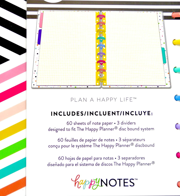 Amazon.com : MAMBI, The Happy Planner - Classic Happy Notes ...
