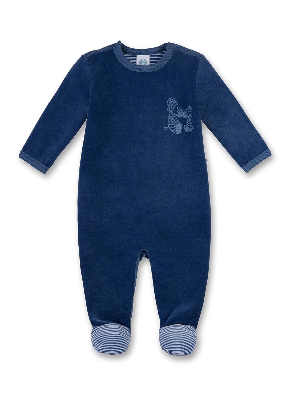 Sanetta Baby-Jungen Schlafstrampler 221353