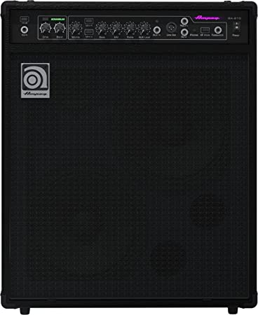 Fine Ampeg Bassamp Series Ba 210 450W Rms Dual 10 Ported Horn Loaded Combo With Scrambler Home Interior And Landscaping Ologienasavecom