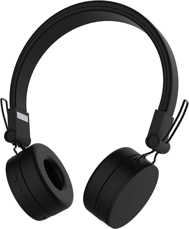 Defunc GO Foldable Bluetooth Headphone (Black)