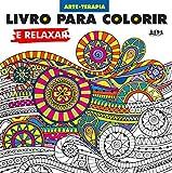 capa de Livro Para Colorir e Relaxar - Formato Convencional
